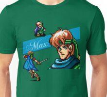 Shining Force - Max Unisex T-Shirt