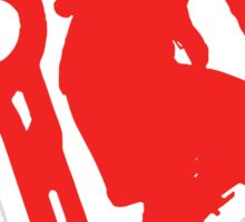 Smash Xeno Red Sticker