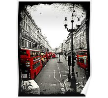 London Street Poster