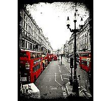 London Street Photographic Print
