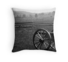 Remembering Gettysburg Throw Pillow