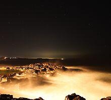 Kiama at night by Sam  Parsons