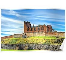 Gone But Not Forgotten - Port Arthur Historic Site - The HDR Experience Poster