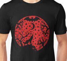 Halloween Moon T-Shirt by Allie Hartley Unisex T-Shirt