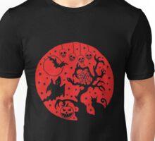 Haunted Grove T-Shirt by Allie Hartley Unisex T-Shirt