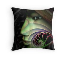 Visions 110 Throw Pillow