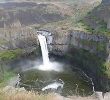 Palouse Falls Series - 1 by wrsllc