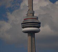 observation deck of C.N. Tower by deville