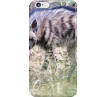 Fluffy Hyena