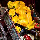 Pepper Cart by martinilogic
