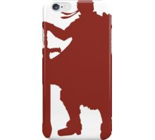 Smash FEIke Red iPhone Case/Skin
