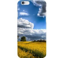 The Summer Farm iPhone Case/Skin