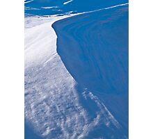 Snow Dune Photographic Print