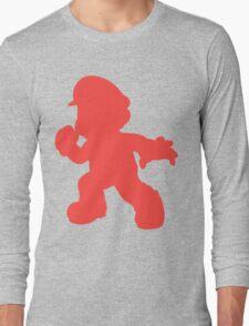 Smash SMB Red Long Sleeve T-Shirt