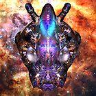 Alien Lights III by Hugh Fathers