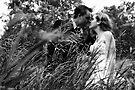Kiss me my love....... by Marny Barnes