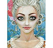 Marie Antoinette Faerie Photographic Print