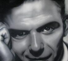 Frank Sinartra by Darren Baldock
