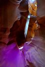 Lights of Antelope Canyon by LudaNayvelt