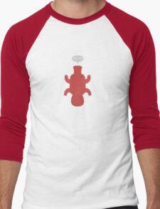The Japanese Platypus  Men's Baseball ¾ T-Shirt