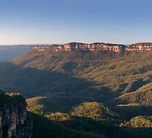 The Three Sisters by Andrew McNeil