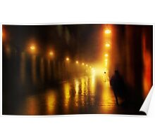 Back to the Past. Alley of Light Poster
