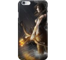 A Survivor is born iPhone Case/Skin