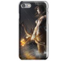 A Survivor is born iPhone Case/Skin