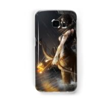 A Survivor is born Samsung Galaxy Case/Skin