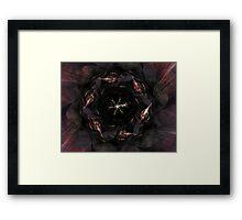 Gothic Thrill Framed Print