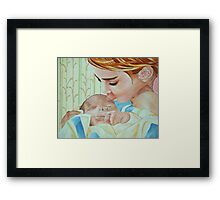 What Brothers Are For Framed Print