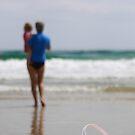 Beach babe by catrionam