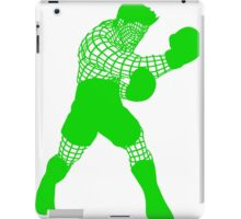 Smash WireMacGreen iPad Case/Skin