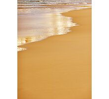 Sand Shimmer Photographic Print