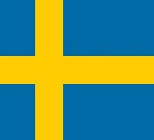 Flag of Sweden by abbeyz71