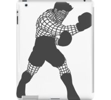 Smash WireMacDarkGrey iPad Case/Skin