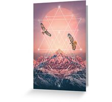 Find the Strength To Rise Up Greeting Card