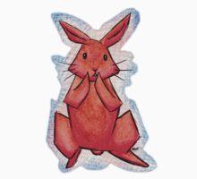 Surprised Bunny by sakubunny