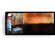 Adelaide Gaol Series_ Tombstone Canvas Print