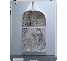 shrouded mystery iPad Case/Skin