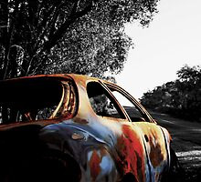 Burnout by Christopher R Pitts