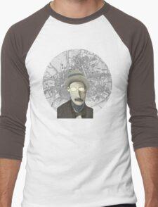James Joyce Men's Baseball ¾ T-Shirt