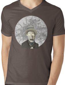 James Joyce Mens V-Neck T-Shirt