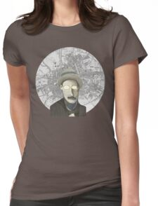 James Joyce Womens Fitted T-Shirt