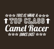 This Is What A Top Class Camel Racer Looks Like by Chimpocalypse