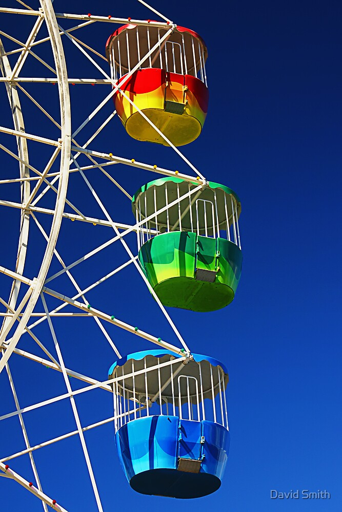 The Ferris Wheel by David Smith