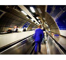 Waterloo walkway Photographic Print
