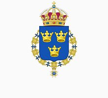 Lesser Coat of Arms of Sweden Unisex T-Shirt