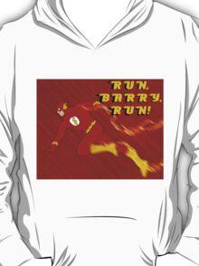 Run, Barry,Run! T-Shirt