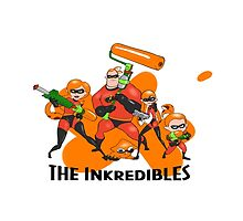 The Inkredibles by Ninesixers